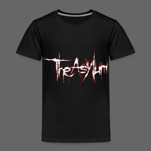 TheAsylum Logo - Kinder Premium T-Shirt