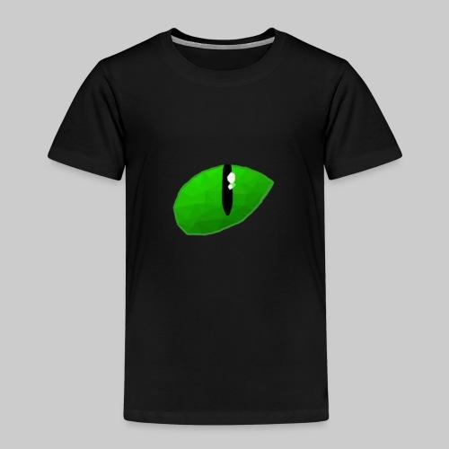 BlackCatHDe Logo - Kinder Premium T-Shirt