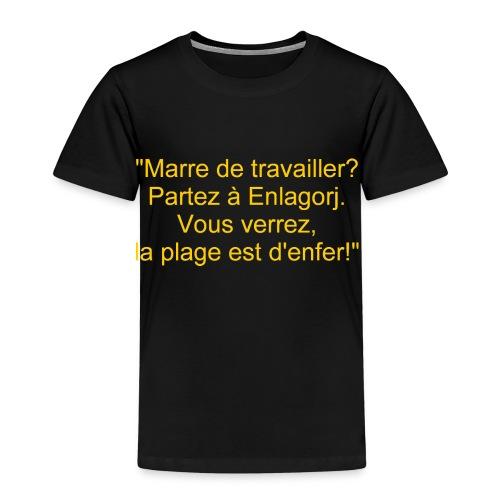 Sentinarum recto 1 - T-shirt Premium Enfant