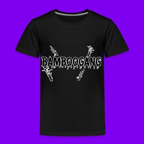 Bamboogang - Kinderen Premium T-shirt