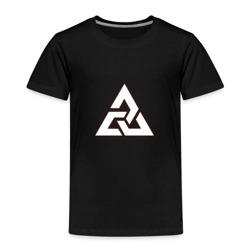Großes Logo [JxsyFX] - Kinder Premium T-Shirt