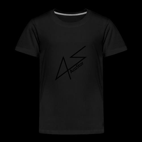 Logo Noir - T-shirt Premium Enfant