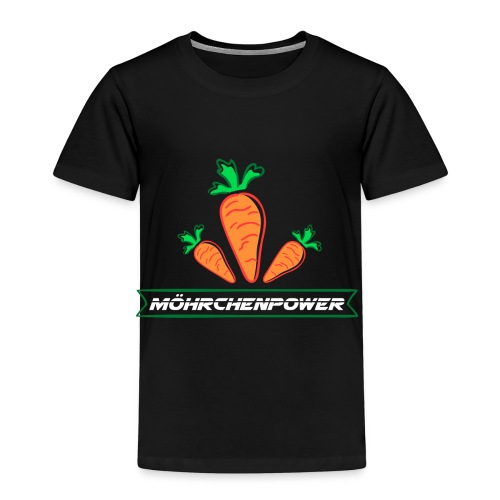Möhrchenpower - Kinder Premium T-Shirt