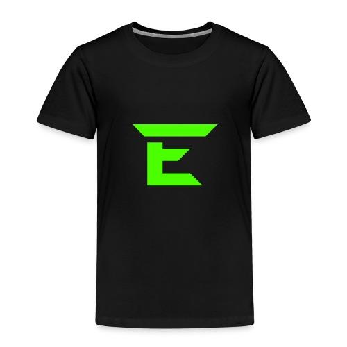 E for Emerald - Kids' Premium T-Shirt