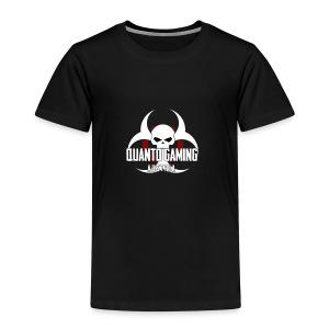 QuantoGaming Austria #White - Kinder Premium T-Shirt