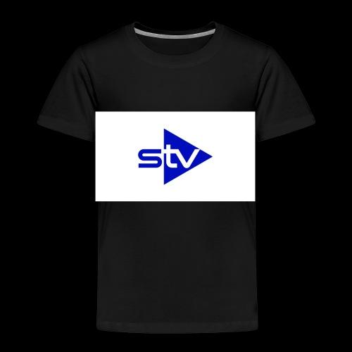 Skirä television - Premium-T-shirt barn