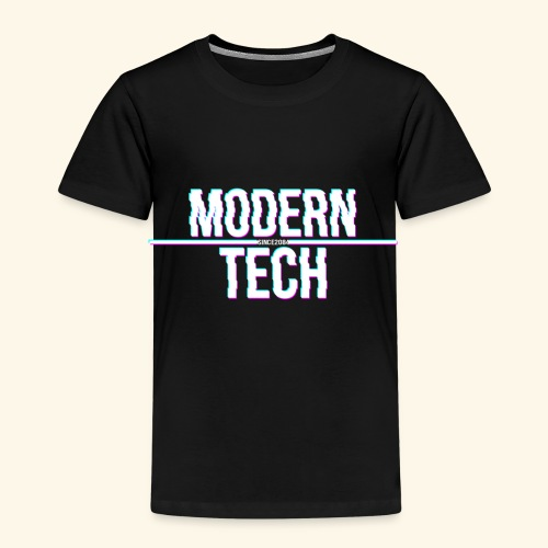 MODERN TECHNOLOGY - Kinder Premium T-Shirt