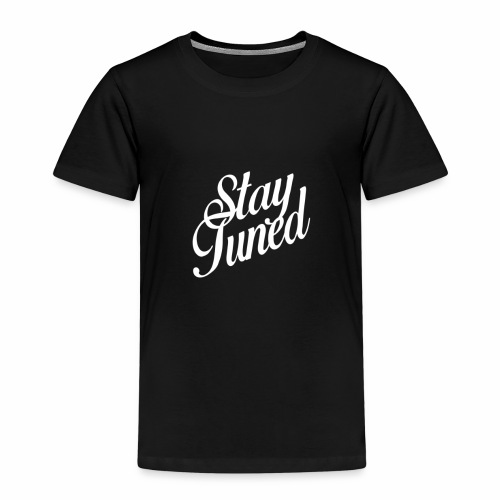 Restez à l'écoute - T-shirt Premium Enfant