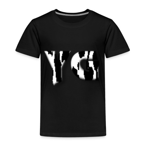 young co new ink drop - Kids' Premium T-Shirt