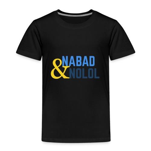 Nabad iyo nolol - Premium-T-shirt barn