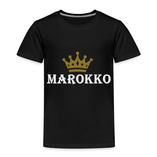 Marokko - Kinder Premium T-Shirt