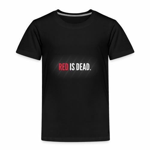 RED is DEAD - Kinderen Premium T-shirt