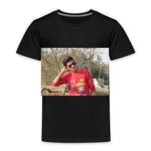 IN SIDDIPET MODEL NAZEER SMART ACTER - Kids' Premium T-Shirt