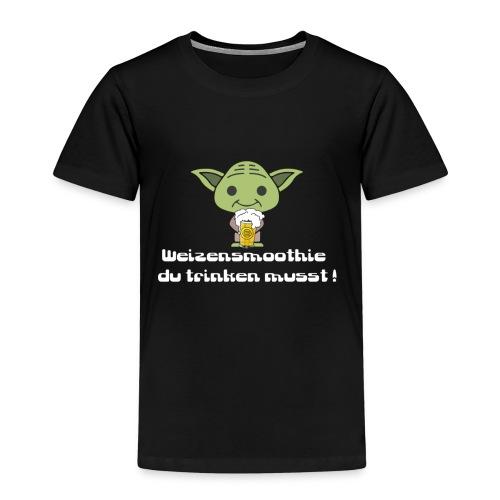 Weizensmoothie YODA - Kinder Premium T-Shirt
