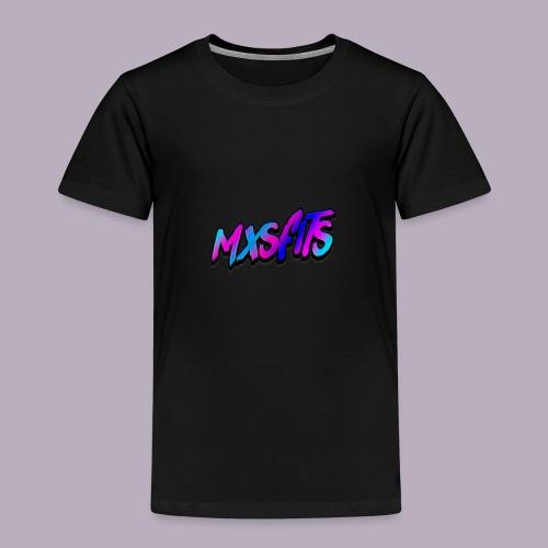 mxsfits logo - Kids' Premium T-Shirt