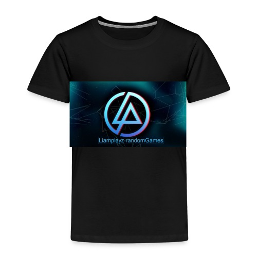 liamplays merch - Kids' Premium T-Shirt