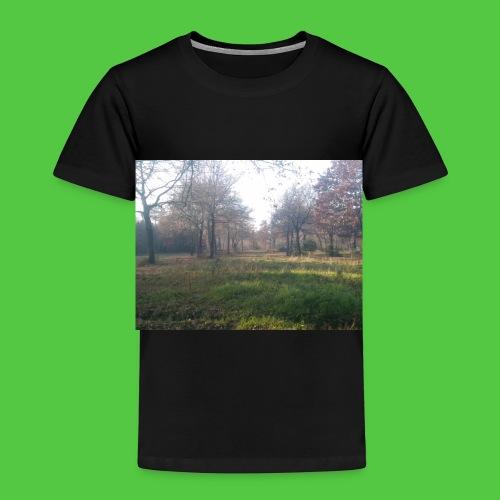 La nature quel bonheur - T-shirt Premium Enfant