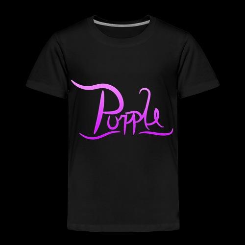 PurpleDesigns - Kids' Premium T-Shirt