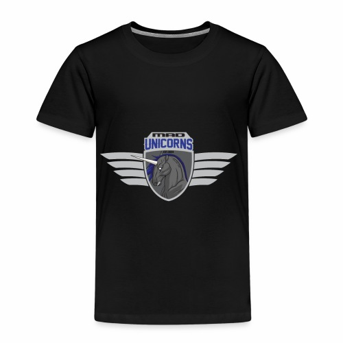Mad Unicorns Bright - Kinder Premium T-Shirt