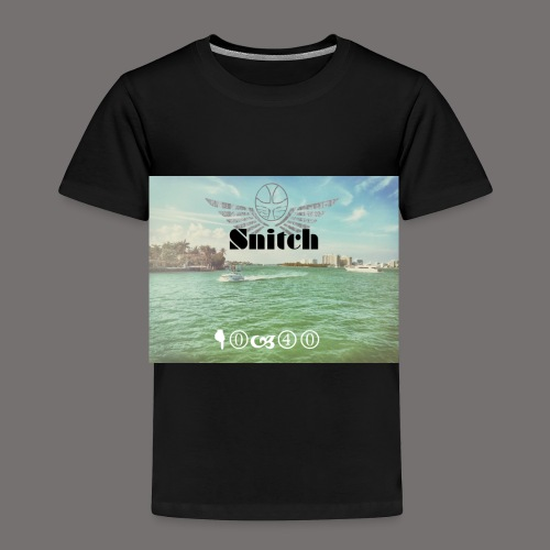 miami snitch 3 - Kinder Premium T-Shirt