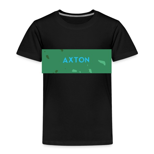 Axton Light camo - Børne premium T-shirt