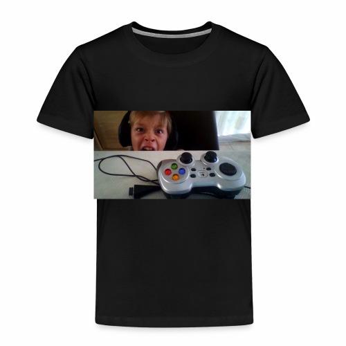 visage stupide de moi - T-shirt Premium Enfant