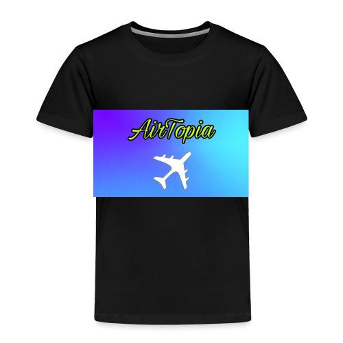 Knuffelbeer Met Logo - Kinderen Premium T-shirt