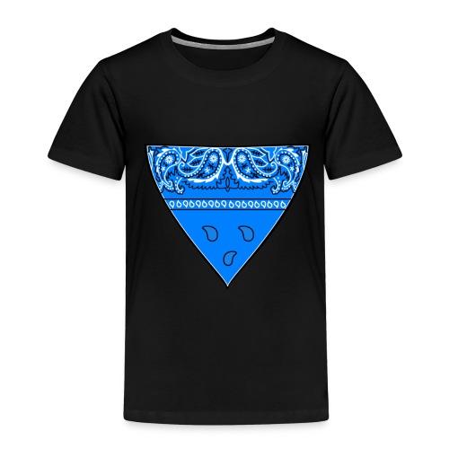 Bandana Style - Kinder Premium T-Shirt