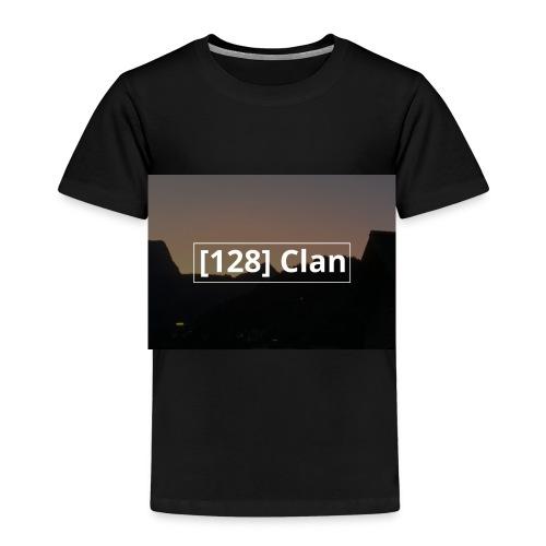 128 Clan logo - Kinder Premium T-Shirt