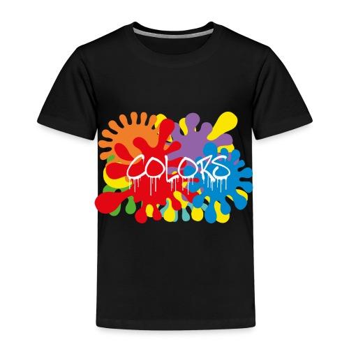 COLORS TACHES - T-shirt Premium Enfant