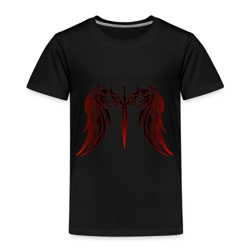 Angelwings - Kinder Premium T-Shirt