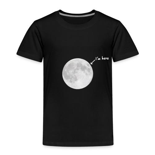 Estoy aquí - Camiseta premium niño