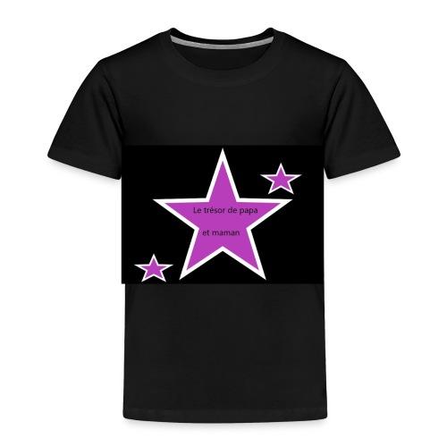 LE TRESOR DE PAPA ET MAMAN kidscontest - T-shirt Premium Enfant