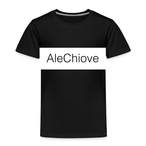 T-Shirt AleChiove - Maglietta Premium per bambini