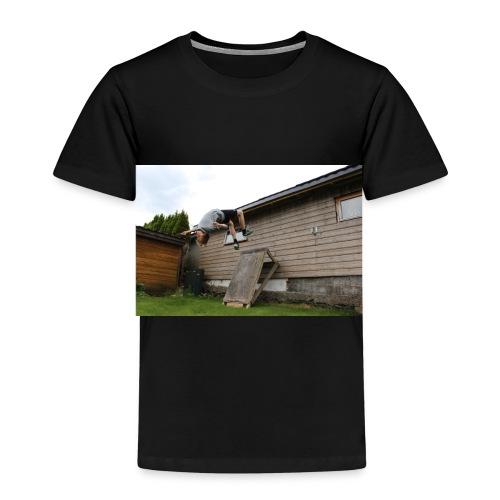 flipping - Premium T-skjorte for barn