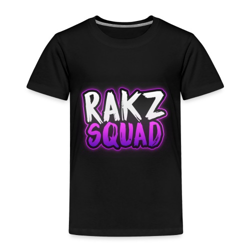 RakzSquad First Merch - Kids' Premium T-Shirt