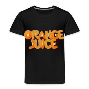 orange juice - T-shirt Premium Enfant
