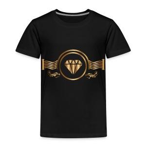DIAMANTE ESTILO - Camiseta premium niño