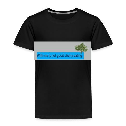 Cherry - Kinder Premium T-Shirt