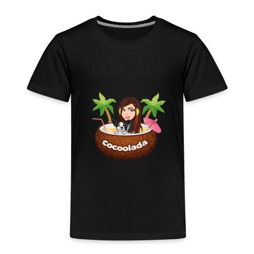 Cocoolada - the coconut lady - Kinder Premium T-Shirt