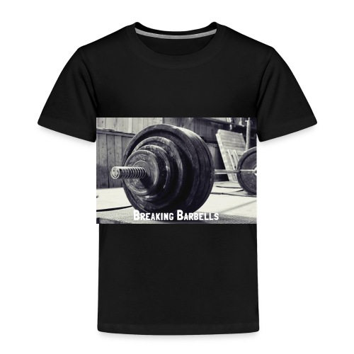 Breaking Barbells - Kids' Premium T-Shirt