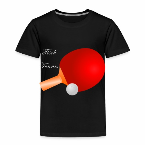 Tischtennis - Kinder Premium T-Shirt