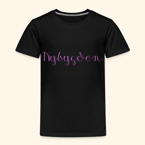 Nybygden - Premium-T-shirt barn