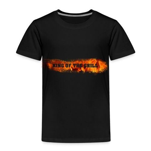 King of the Grill - Kinder Premium T-Shirt