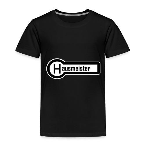 Hausmeister Statment Shirt facility management - Kinder Premium T-Shirt