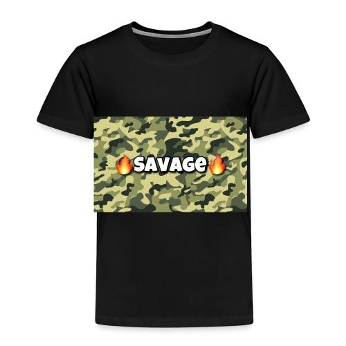 Savage - Kinder Premium T-Shirt