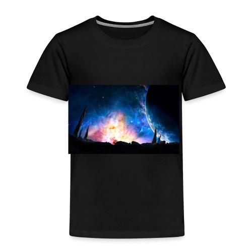 GalaxyDaddy Cover - Kinder Premium T-Shirt