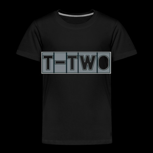 T TWO LOGO - Kinder Premium T-Shirt