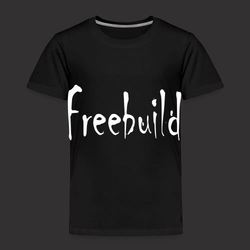 Freebuild - Kinder Premium T-Shirt