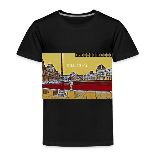 C`est la vie - Kinder Premium T-Shirt